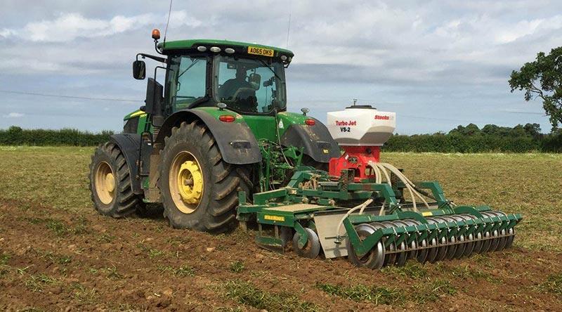 Tractor, Norfolk